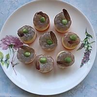 一口鲜豆腐蒸虾#方太一代蒸传#的做法图解4