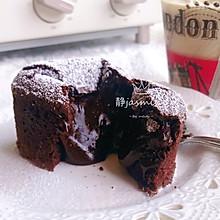 #用创意喝彩黄油百年#巧克力熔岩蛋糕