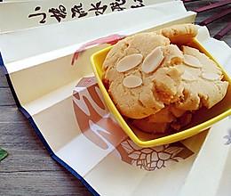 杏仁片酥饼的做法