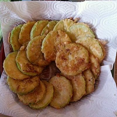西葫芦饼的做法 步骤2