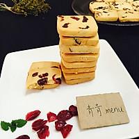 蔓越莓饼干的做法图解7