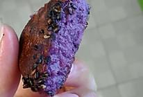 香煎紫薯饼的做法