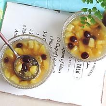 番薯西米珍珠糖水