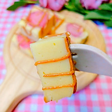 宝宝辅食~草莓酸奶糕
