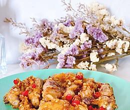蒜香蜂蜜辣鸡翅(超好吃的快手菜)的做法