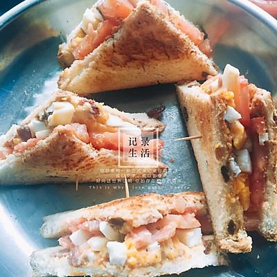 小清新三明治