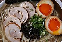 日式豚骨拉面的做法