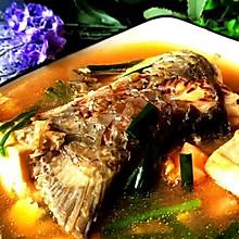 #全电厨王料理挑战赛热力开战!#鱼尾豆腐汤