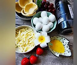 #美食视频挑战赛# 爆浆芝士花生汤圆球的做法