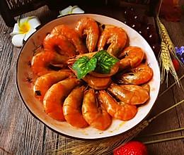 #我们约饭吧#油焖大虾。的做法
