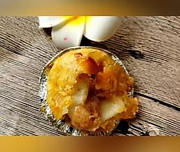 #全电厨王料理挑战赛热力开战!#爆浆芝士花生汤圆球。的做法