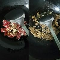 家常青笋(莴笋)炒肉片的做法图解1