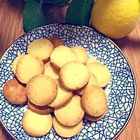 柠檬曲奇饼干的做法图解9
