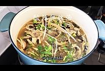 降温了,来一锅暖心又暖胃的酸辣肚丝汤太幸福了的做法