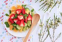 节后减肥~蔬果酸奶沙拉的做法