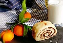#换着花样吃早餐#红枣黑芝麻馒头的做法