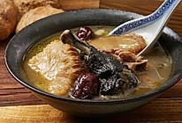 【猴头菇乌鸡汤】提神醒脑一碗汤,不找医生开处方!的做法