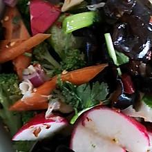 减肥篇—大拌菜