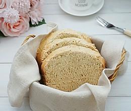 【面包机】全麦面包的做法