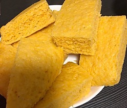 #今天吃什么#玉米发糕的做法