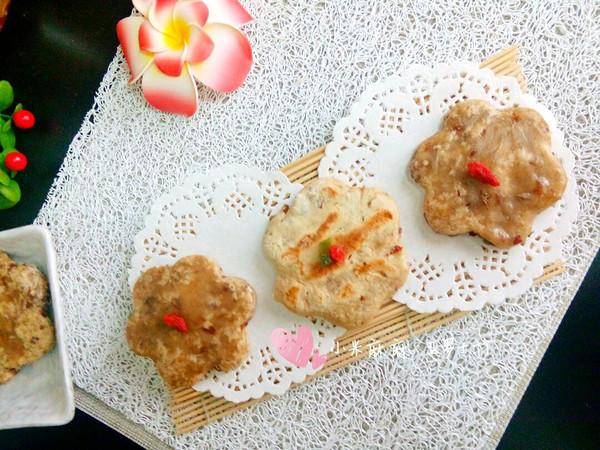 【花型养生姜饼】补血益气 驱寒的做法