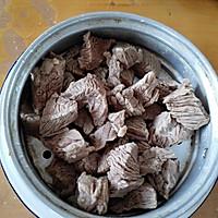 胡萝卜土豆炖牛肉的做法图解2