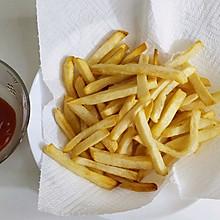 空气炸锅版少油健康薯条