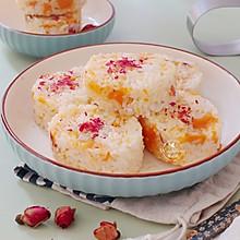 【南瓜玫瑰饭团】吃出来的美