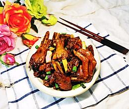 #换着花样吃早餐#焖鹅肉的做法