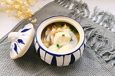 鱼头豆腐汤