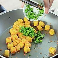 彩蔬馒头粒的做法图解11