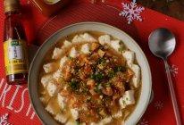 #太太乐鲜鸡汁芝麻香油#简单快手经典好吃的皮蛋豆腐的做法