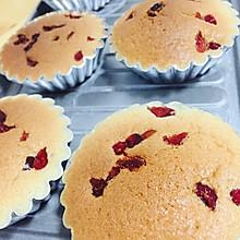 快手蛋糕  蔓越莓小蛋糕