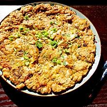 香嫩牡蛎饼