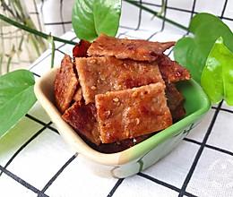 平底锅猪肉脯-肉质鲜嫩多汁的做法