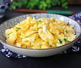 #特色菜#银鱼炒蛋的做法