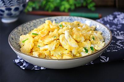 #特色菜#银鱼炒蛋