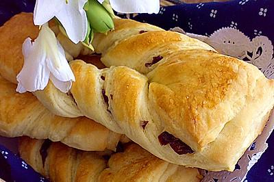 蔓越莓丹麦面包