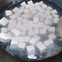 麻婆豆腐的做法图解2