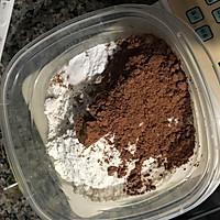 【双重巧克力海盐曲奇】不用打发黄油 0失败的甜品的做法图解5