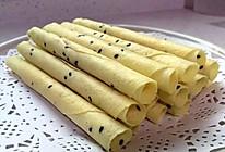 橄榄油蛋卷的做法