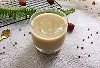 绿豆红枣豆浆的做法