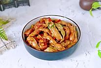 #肉食者联盟#红烧排骨炖东北油豆角的做法