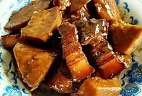 芋头红烧肉的做法
