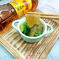 青菜炒粉皮#金龙鱼外婆乡小榨菜籽油  我要上春碗#