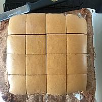 三种口味自由切换的古早蛋糕的做法图解15