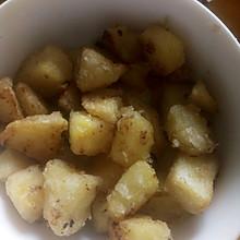 油炸苹果丁