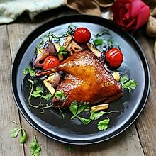 红酒鸭边腿#美味烤箱菜,就等你来做!#