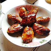 啤酒鸡翅(可乐鸡翅)
