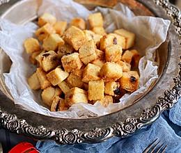 肉桂骰子吐司丁—消耗老化吐司的做法